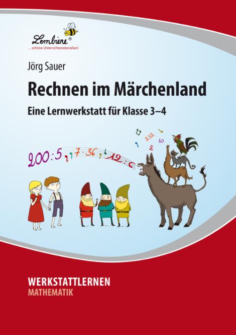 Rechnen im Märchenland PR
