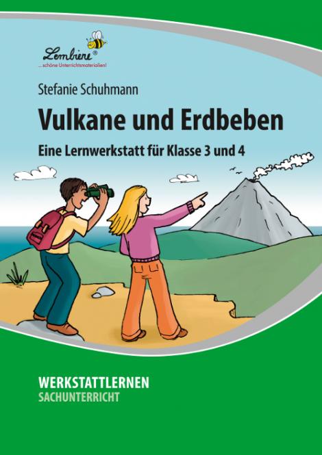 Vulkane und Erdbeben - Restauflage CD