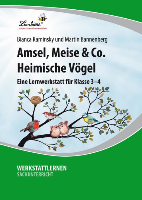 Amsel, Meise & Co: Heimische Vögel PR