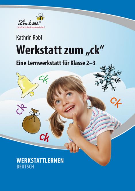 """Werkstatt zum """"ck"""" DL"""