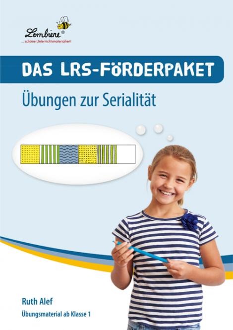 Das LRS-Förderpaket. Übungen zur Serialität PR