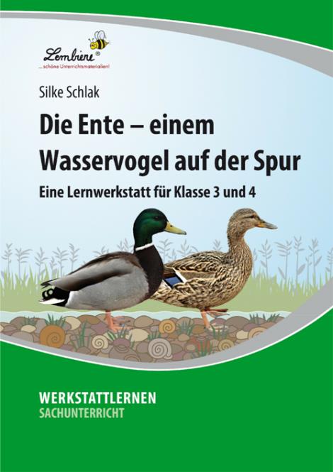 Die Ente – einem Wasservogel auf der Spur (CD) - Restauflage CD