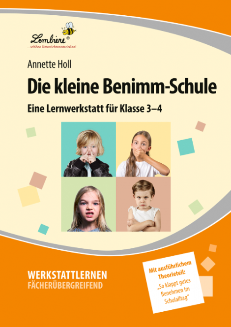 Die kleine Benimm-Schule - Restauflage CD