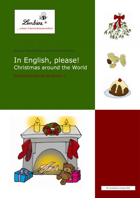 in english please christmas around the world lernbiene. Black Bedroom Furniture Sets. Home Design Ideas
