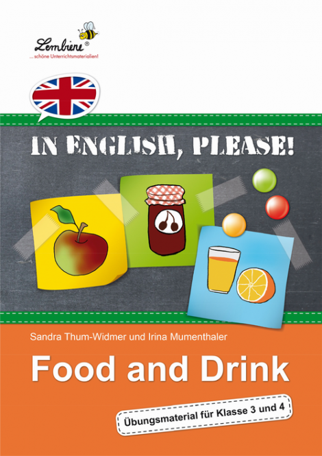 In English, please! Food and Drink PR