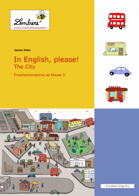 In English, please! The City DL