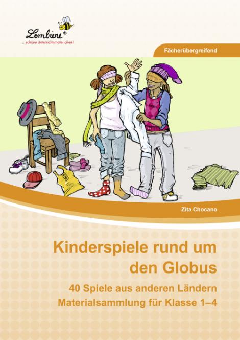 Kinderspiele rund um den Globus (CD) - Restauflage CD