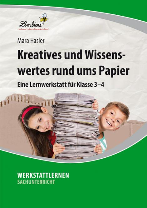 Kreatives und Wissenswertes rund ums Papier (CD) - Restauflage CD