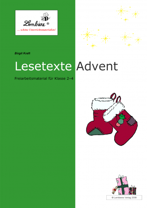 Lesetexte Advent CD