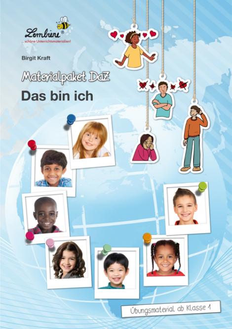 Materialpaket DaZ: Das bin ich (CD) - Restauflage CD