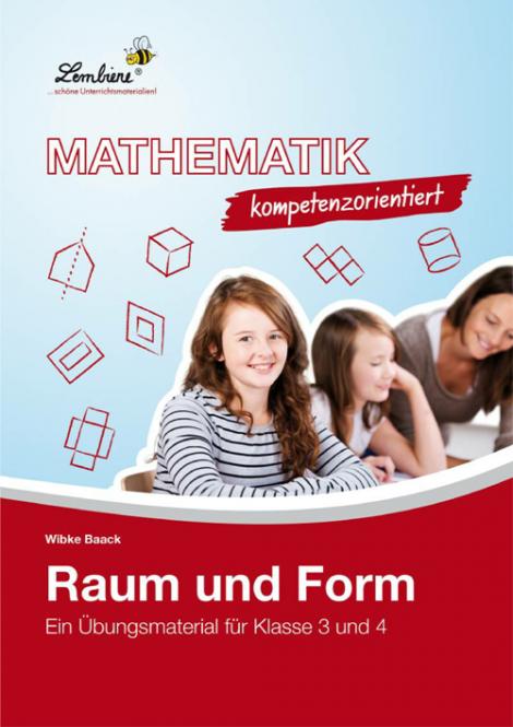 Mathematik kompetenzorientiert – Raum und Form PR
