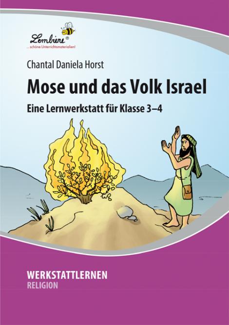Mose und das Volk Israel PR