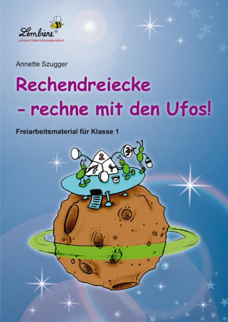 Rechendreiecke - rechne mit den Ufos! PR