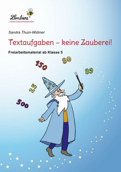 Textaufgaben - keine Zauberei! DL