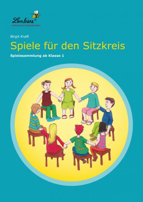 Sitzkreis grundschule  Spiele für den Sitzkreis | Lernbiene Verlag