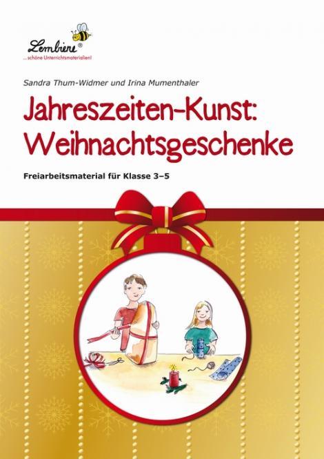 Jahreszeiten-Kunst: Weihnachtsgeschenke PR