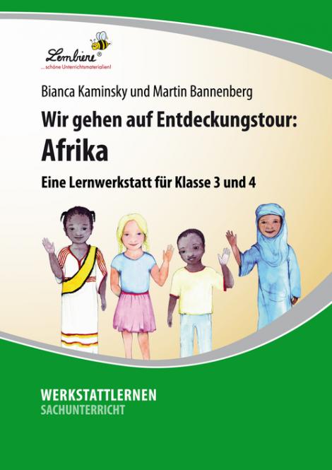 Wir gehen auf Entdeckungstour: Afrika PR