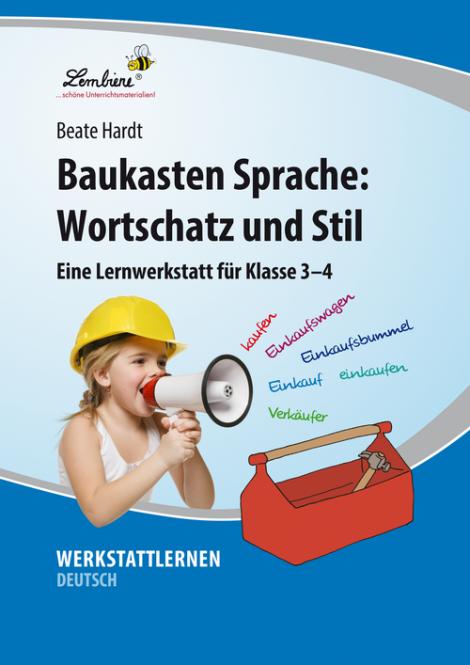 Baukasten Sprache: Wortschatz und Stil PR