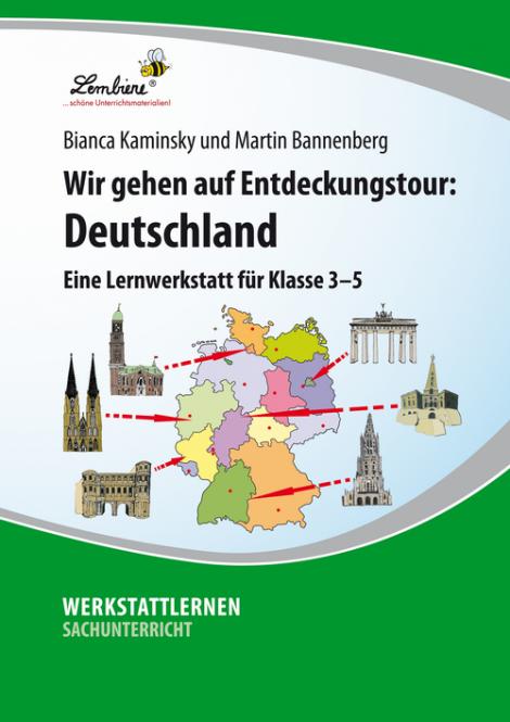 Wir gehen auf Entdeckungstour: Deutschland PR