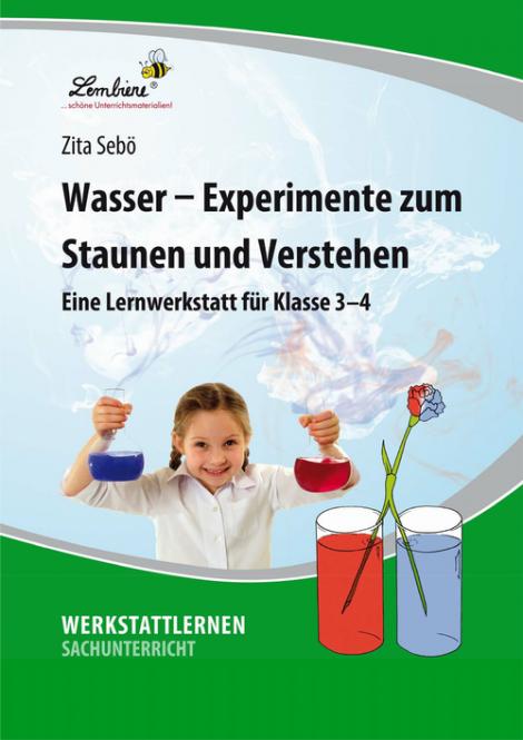Wasser - Experimente zum Staunen und Verstehen - Restauflage CD