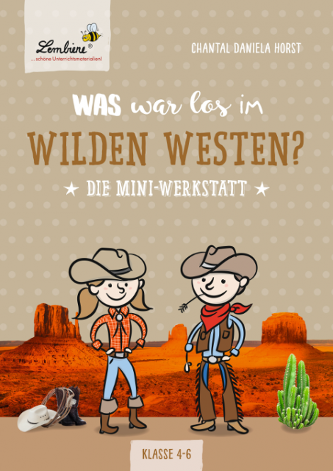 Was war los im Wilden Westen? DLP