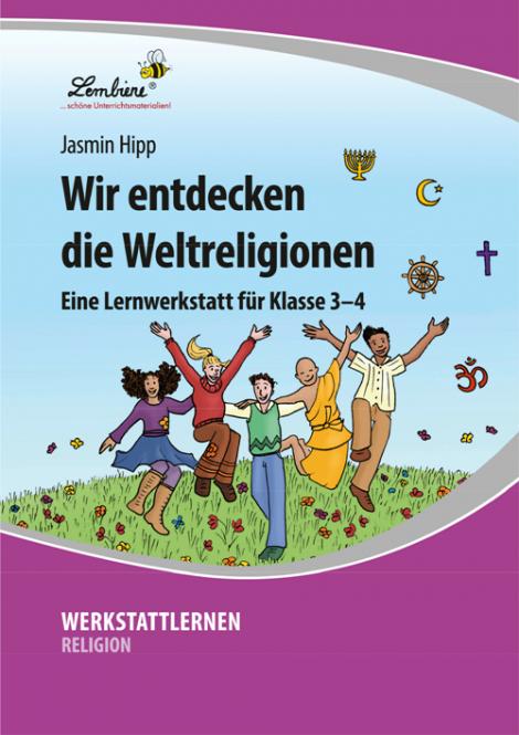 Wir entdecken die Weltreligionen PR