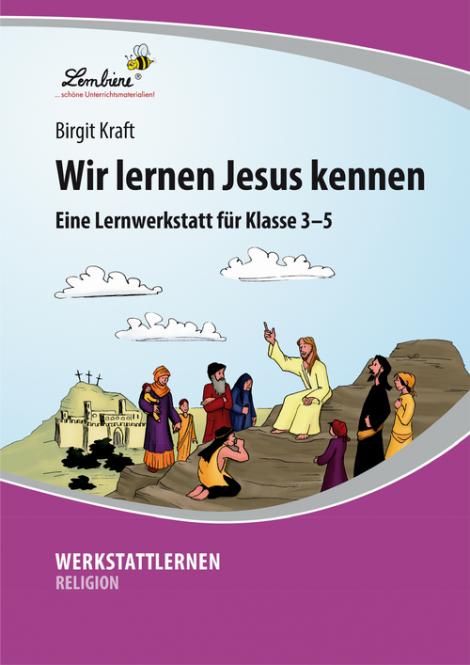 Wir lernen Jesus kennen PR