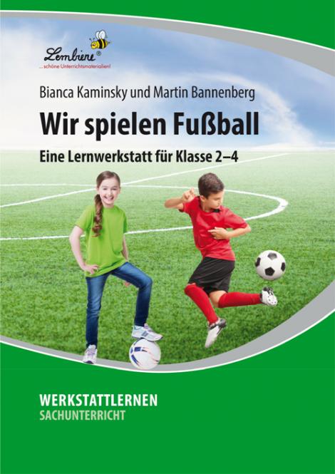 Wir spielen Fußball (CD) - Restauflage CD