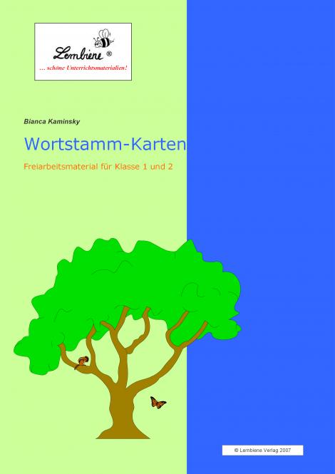 Wortstamm-Karten (DL) DL