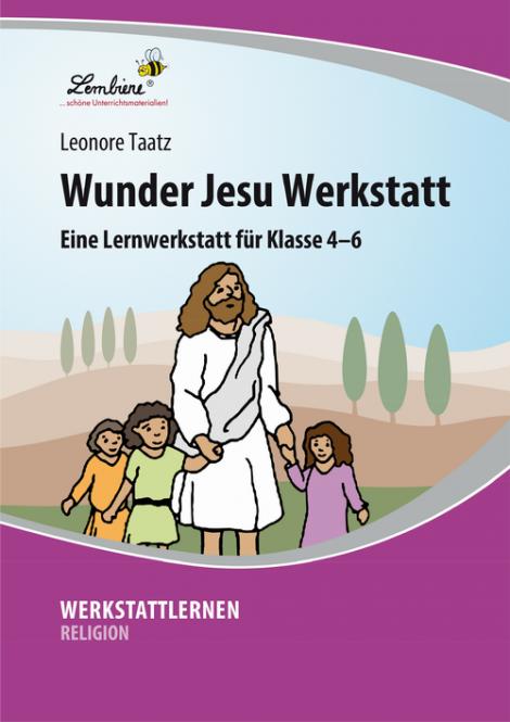 Wunder Jesu Werkstatt PR