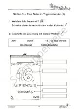 Der Kalender – mein Wegweiser durch das Jahr DLP