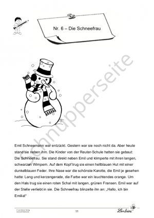 Lese-Mal-Blätter DLSL