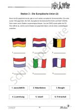 Wir gehen auf Entdeckungstour: Europa PR