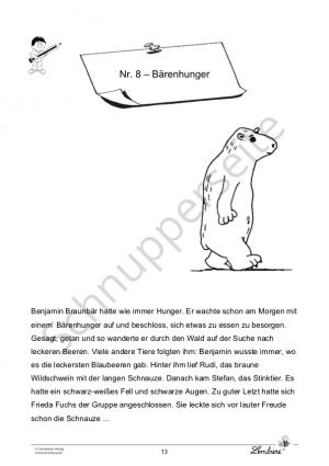 Lese-Mal-Blätter PR