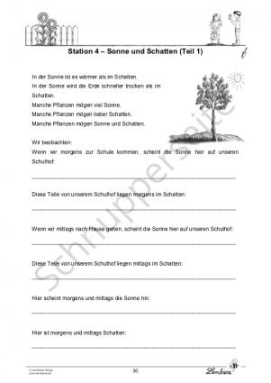 Schulgarten - wie geht denn das? PR