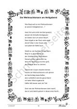 24x Gedichtespaß zu Weihnachten PR