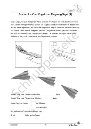 Bionik: Klettverschluss, Flugzeug und Co PR