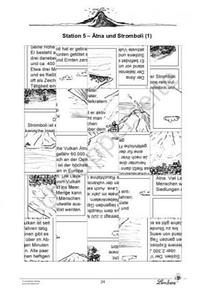 Vulkane und Erdbeben PR
