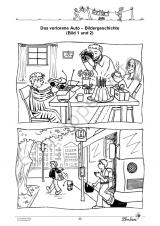 Gezeichnete Erzählungen – Bildergeschichten PR