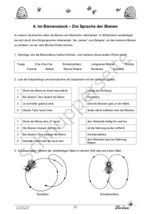 Eine (Lese-)Reise zu den Honigbienen Set