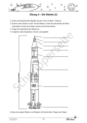Einmal hin und zurück: Die erste Mondlandung DLP