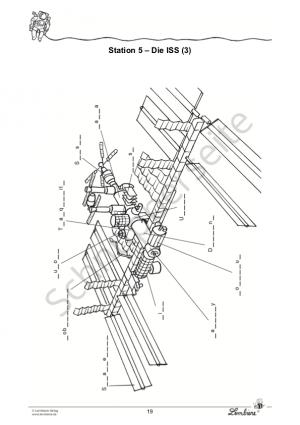 Satelliten, ISS und mehr – Die Raumfahrt DLP