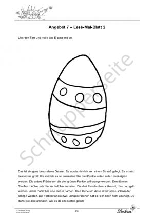 Rätselpaket Ostern PR