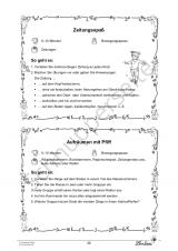 Bewegtes Lernen für Schulanfänger DLP