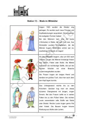 Ritter und Burgen DLP